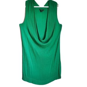 Additionelle | Cowl Neck Sleeveless Tunic